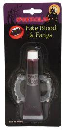 Fake Blood & Gid Fangs
